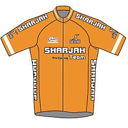 Sharjah Team 2016 shirt