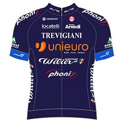 Unieuro Wilier 2016 shirt