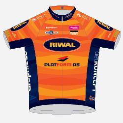 Riwal Platform Cycling Team 2016 shirt