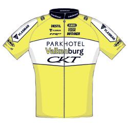 Parkhotel Valkenburg Continental Team 2016 shirt