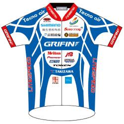 Gunma Grifin Racing Team 2016 shirt