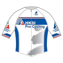 HKSI Pro Cycling Team 2016 shirt