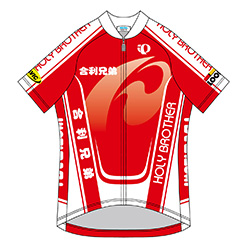 Holy Brother Cycling Team 2016 shirt
