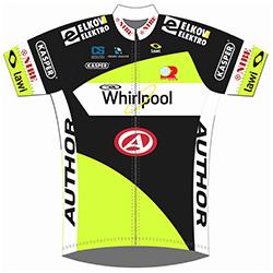 Whirlpool - Author 2016 shirt