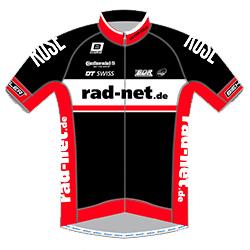 Rad-Net Rose Team 2016 shirt