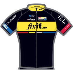 Team Fixit.no 2016 shirt