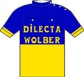 Dilecta - Wolber 1929 shirt