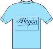 Alcyon - Dunlop 1929 shirt