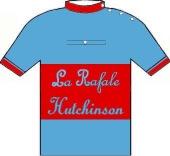 La Rafale 1929 shirt