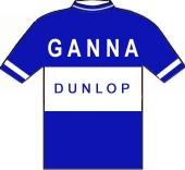 Ganna 1933 shirt