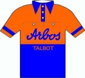 Arbos - Talbot 1947 shirt