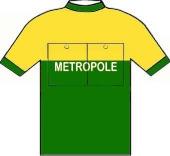 Métropole - Dunlop - Hutchinson 1947 shirt