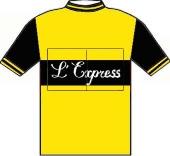 L'Express 1947 shirt