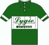 Lygie - Pirelli 1947 shirt