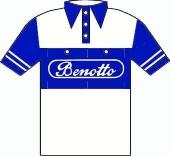 Benotto - Superga 1947 shirt