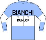 Bianchi - Dunlop 1921 shirt