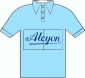 Alcyon - Dunlop 1931 shirt