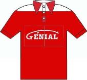Génial Lucifer - Hutchinson 1934 shirt