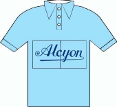 Alcyon - Dunlop 1934 shirt