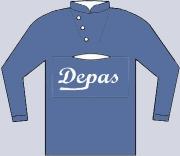 Depas 1934 shirt