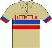 Lutetia - Wolber 1934 shirt