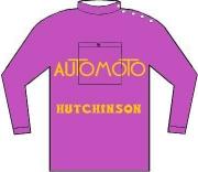 Automoto - Hutchinson 1925 shirt