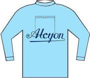 Alcyon - Dunlop 1925 shirt