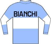 Bianchi 1910 shirt