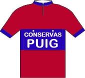 C.C. Barcelona - Conservas Puig 1952 shirt