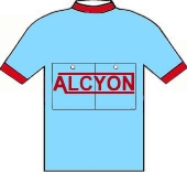 Alcyon - Dunlop 1952 shirt