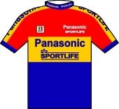Panasonic - Sportlife 1992 shirt