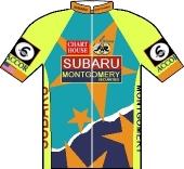 Subaru - Montgomery 1992 shirt