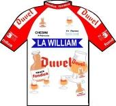 La William - Duvel 1992 shirt