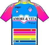 Amore & Vita - Fanini 1992 shirt