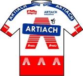 Artiach - Royal - Fruco 1992 shirt