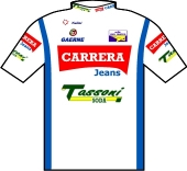Carrera - Vagabond - Tassoni 1992 shirt