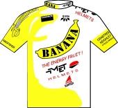Banana - Met Helmets 1992 shirt
