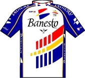 Banesto 1992 shirt
