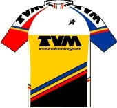 TVM - Sanyo 1992 shirt