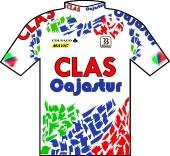 Clas - Cajastur 1992 shirt