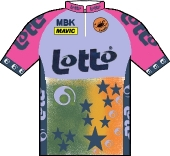 Lotto 1992 shirt