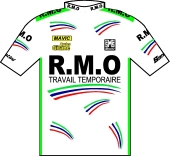 R.M.O. 1992 shirt