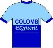 Colomb - Dunlop - Manera - Clément 1952 shirt