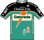 Gatorade - Château d'Ax 1992 shirt
