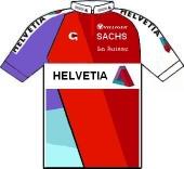 Helvetia - Fichtel & Sachs 1992 shirt