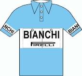 Bianchi - Pirelli 1952 shirt
