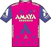 Amaya Seguros 1992 shirt
