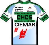 CHCS - Ciemar - Paternina 1992 shirt