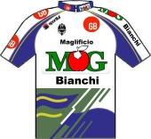 GB - MG Boys Maglificio - Bianchi 1992 shirt
