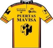 Puertas Mavisa 1992 shirt